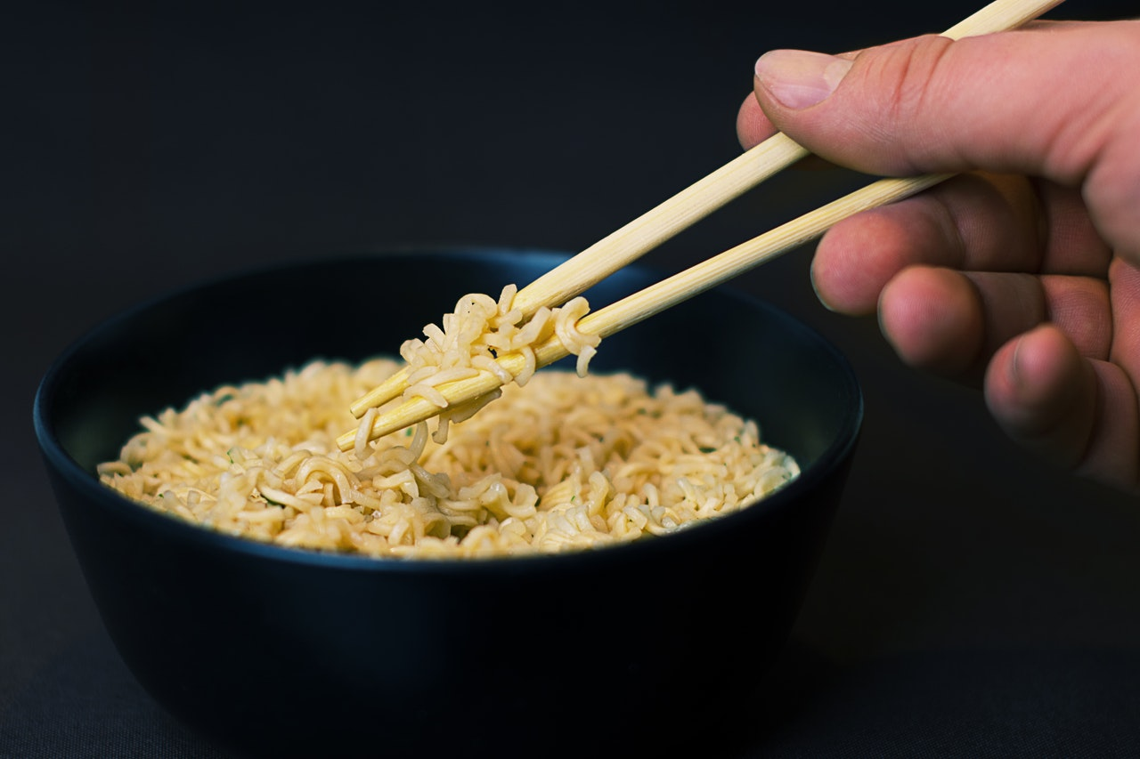 Mie Instant to The Next Level