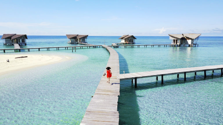 8 Destinasi di Tanah Air yang Tidak Kalah Hits Dengan Destinasi Luar Negeri