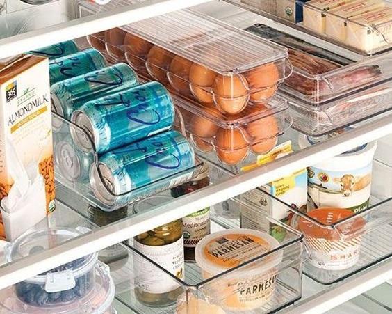 Tips agar Bahan Makanan Lebih Awet dalam Kulkas