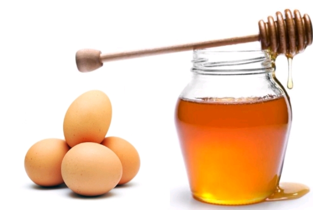Image result for eggs and honey