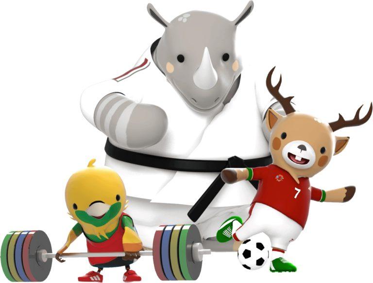 5 Fakta Menarik Tentang Maskot Asian Games 2018!