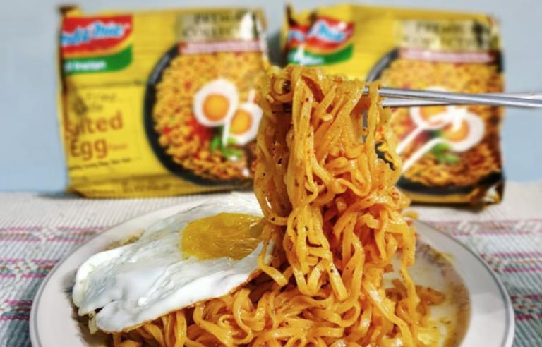 Hadirkan Indomie Salted egg Di Rumah, Dijamin Bikin Lidah Bergoyang