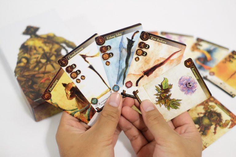 Karya Lokal: Cobain Main Card Game Asli Indonesia Ini