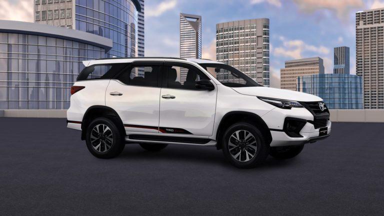 Toyota Fortuner VRZ, Si Tangguh yang Banyak Berkeliaran di Jalan