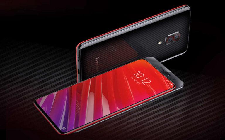 Lenovo Z5 Pro GT, Smartphone Pertama Bermesin Snapdragon 855!