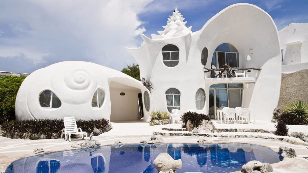 7 Desain Rumah Super Unik Di Dunia Kreatif Banget Inspirasi Shopee