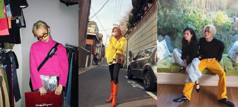 Curi Gaya HyunA dan Hyojong untuk Tampilan Valentine's Day Yuk!