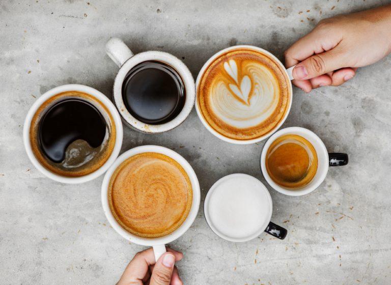 Yuk Cari Tahu Perbedaan dari 7 Jenis Minuman Kopi Ini