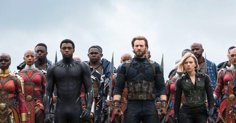 Fakta Istimewa dari Adegan 'Avengers Assemble' di Endgame