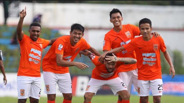 borneo fc shopee liga 1 2019