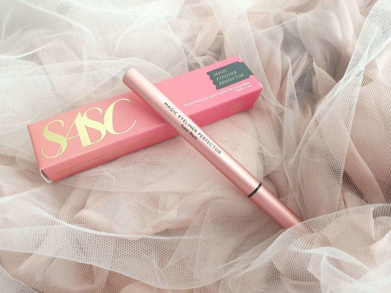 Review Jujur Aja : SASC Magic Eyeliner Perfector