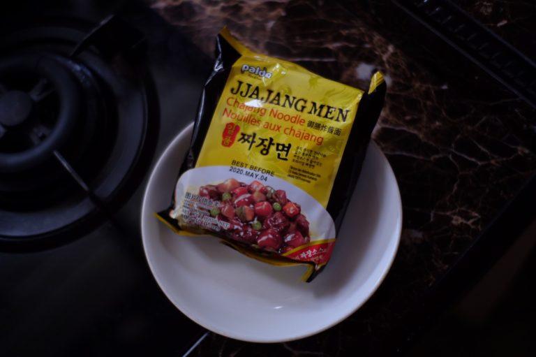 Review Jujur Aja: Paldo Jjangmen Chajang Noodle