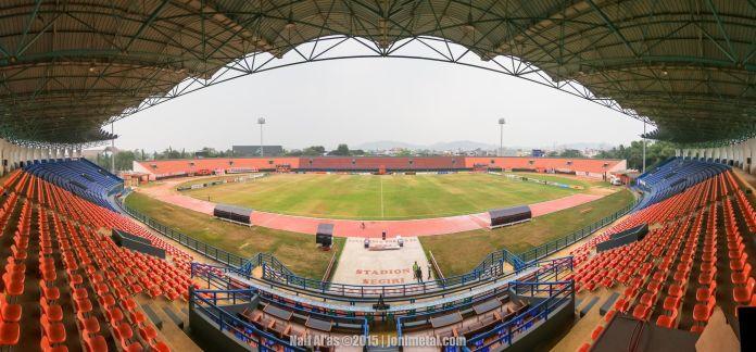 Ngga Cuma di Pulau Jawa, Stadion Liga 1 Tersebar di Indonesia