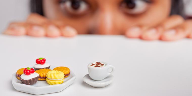 Mau Kurus Tanpa Diet? Tekan 3 Titik Ini untuk Menahan Nafsu Makan!