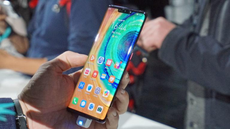 Dilengkapi 4 Kamera dan Teknologi 5G, Huawei Mate 30 Pro Jadi Ponsel Paling Kontroversial Tahun Ini
