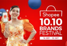 Shopee 10.10 Brands Festival