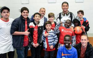 Ronaldo charity