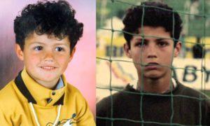 Ronaldo childhood
