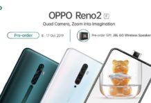 Pre-order Oppo Reno 2F di Shopee Indonesia