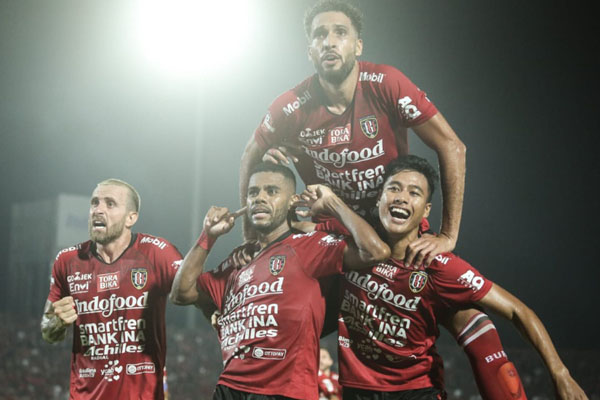 Menakjubkan, Statistik Dua Pemain Bali United Ini Mengesankan!
