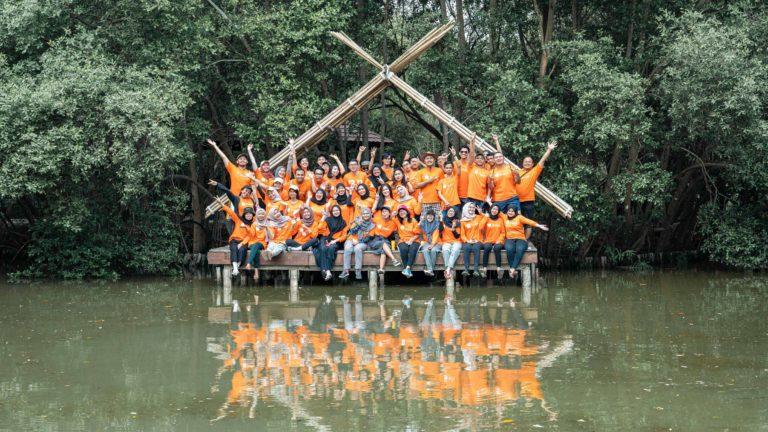 Yuk Intip Keseruan Shopee Team Berkontribusi Melindungi Bumi dalam Acara ShopeeCare: Save the Plant, Save the Planet!
