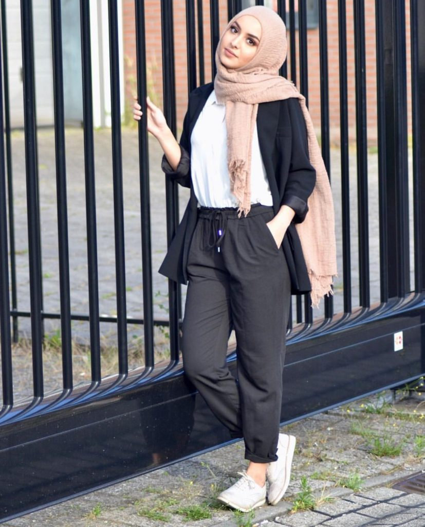 Hijab Office Look