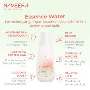 nameera essence water