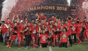 Persija Liga 1 2018