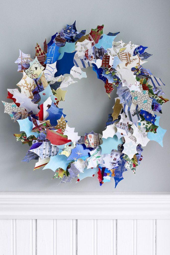 Dekorasi Natal Daur Ulang