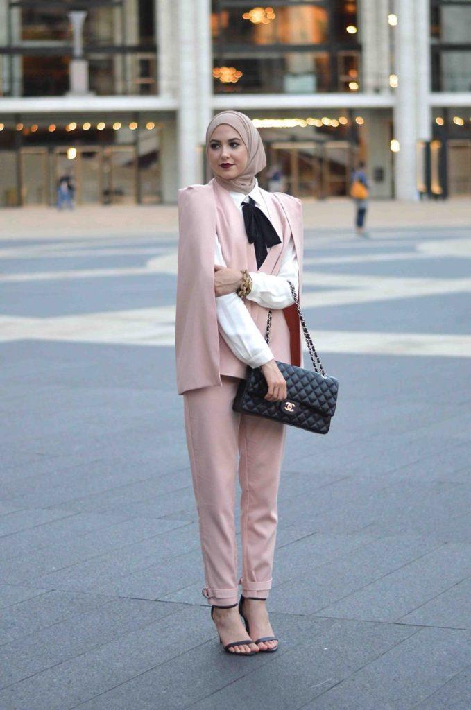 Style Hijab ke Kantor