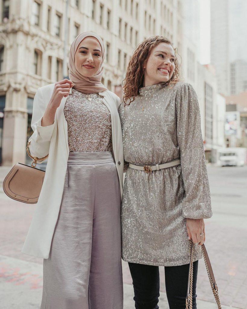 Baju Tahun Baru Muslimah