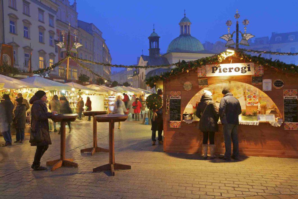 Perayaan Natal di Polandia