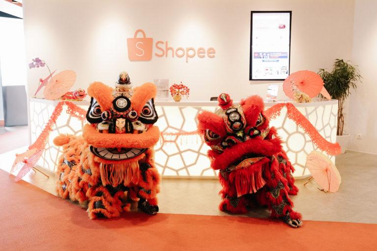 Tak Hanya Pertunjukan Barongsai , Inilah Deretan Acara Seru yang Hadir dalam Perayaan Tahun Baru Imlek di Kantor Shopee!