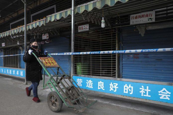 Huanan Seafood Market