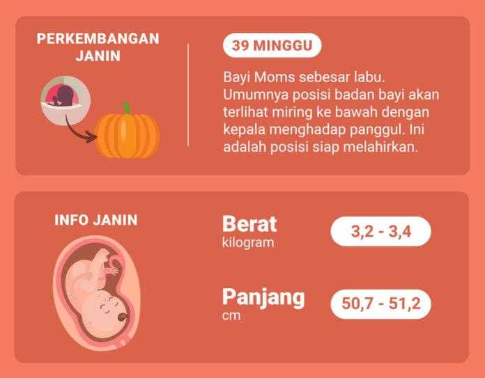 Hamil 39 Minggu
