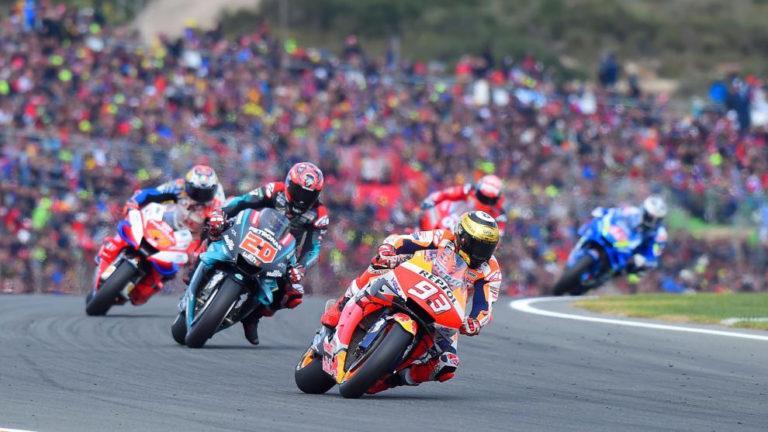 Daftar Sirkuit Selama MotoGP 2020