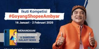 Shopee Goyang Ambyar