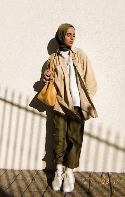 Outfit Muslimah Hijab Fashion