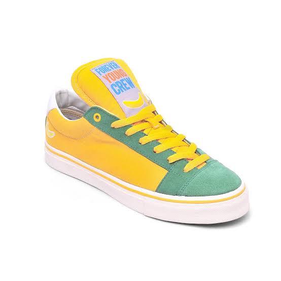 Forever Young Club FYC Footwear brand sepatu lokal