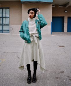 Maxi Skirt Muslim Fashion