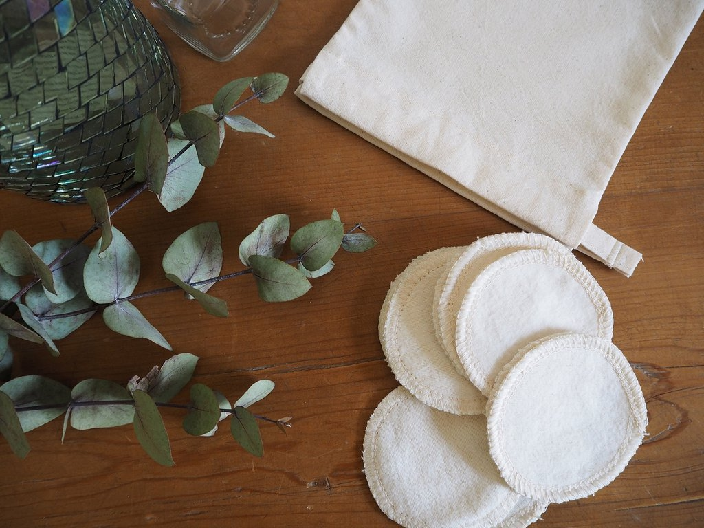 Reusable Cotton Pads Gaya Hidup Zero Waste