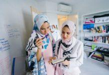 Pakaian Kantor Muslimah