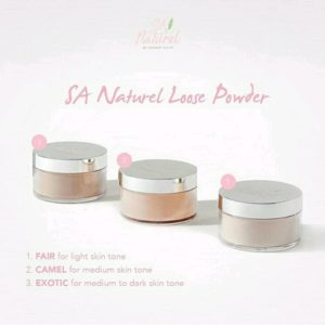 SA Naturel Loose Powder