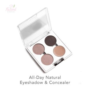 SA Naturel All-Day Natural Eyeshadow & Concealer