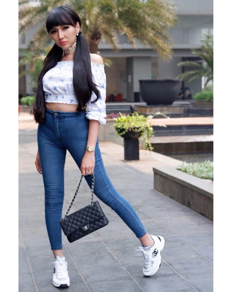 Fashion Lucinta Luna