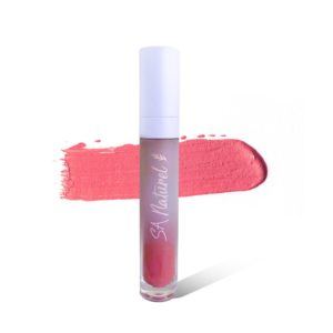 SA Naturel Lip Velvet Matte Pavlova Shopee