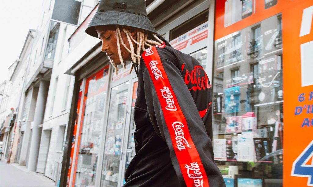 coca cola x diesel the (re)collection