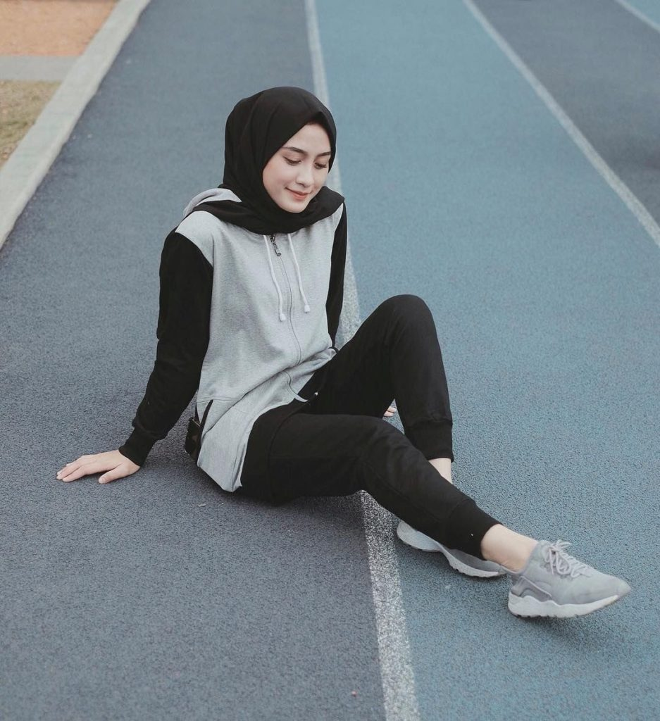 pakaian olah raga hijab