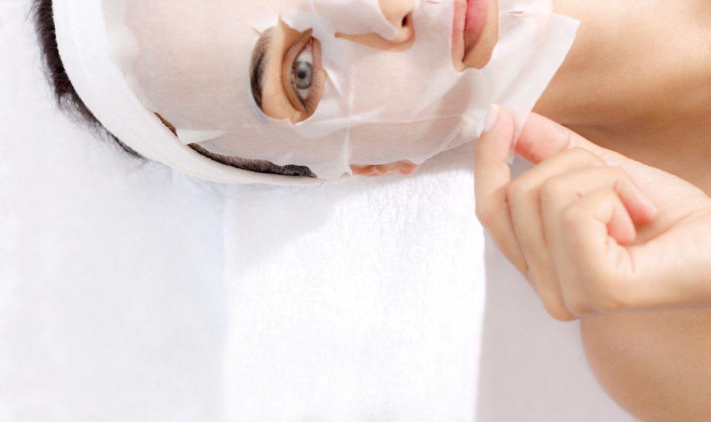 sheet mask shopee