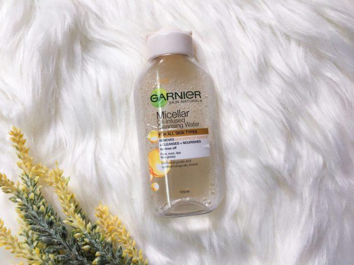 Garnier Micellar Water Oil Infused